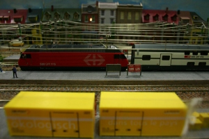 2013 - Solent Model Railway Group - Eurotrack Model Exhibition - St Nichlaus