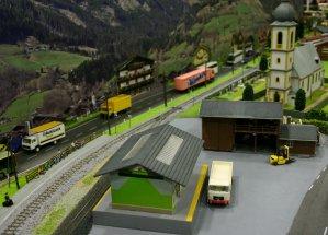 2013 - Solent Model Railway Group - Eurotrack Model Exhibition - Kaprun