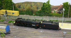 2013 - Solent Model Railway Group - Eurotrack Model Exhibition - Torcy (SNCF)