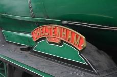 2013 Great Spring Steam Gala - Watercress Line - Ropley - Schools class V - 925 Cheltenham