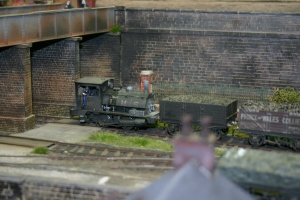2013 - Solent Model Railway Group - Eurotrack Model Exhibition - Horsley Bank