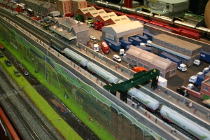 2013 - Solent Model Railway Group - Eurotrack Model Exhibition - Bodmore Vale