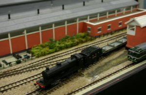 2013 - Solent Model Railway Group - Eurotrack Model Exhibition - Greyness Steelworks