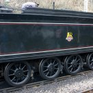 2013 Great Spring Steam Gala - Watercress Line - Medstead & Four Marks - Ex-LSWR T9 class - 30120 (8 wheel tender)