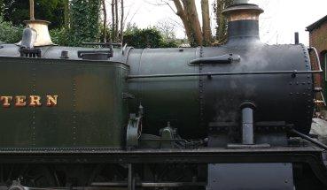 2013 Great Spring Steam Gala - Watercress Line - Alresford - GWR 5101 class Prairie Tank - 5164