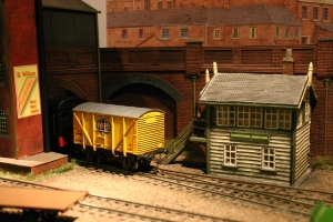 2013 - Solent Model Railway Group - Eurotrack Model Exhibition - Courthare Junction