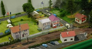2013 - Solent Model Railway Group - Eurotrack Model Exhibition - Martenex-Marigny