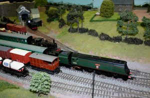 2013 - Solent Model Railway Group - Eurotrack Model Exhibition - St Annes