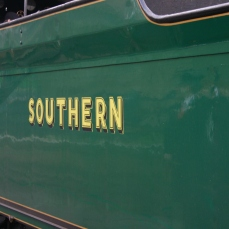 2013 Great Spring Steam Gala - Watercress Line - Alresford - N15 King Arthur class - 777 - Sir Lamiel tender