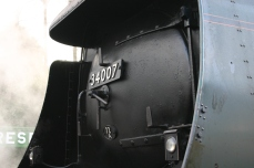 2013 Great Spring Steam Gala - Watercress Line - Alresford - Unrebuilt West Country class - 34007 Wadebridge