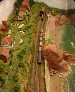 2013 - Solent Model Railway Group - Eurotrack Model Exhibition - Loosely Warren