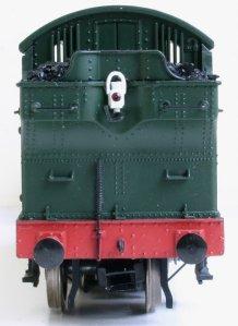 Bachmann Ex-GWR 56xx class - 5658 (rear bunker)
