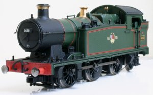 Bachmann Ex-GWR 56xx class - 5658