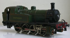 Jouef H0 scale 0-8-0 Southern 65