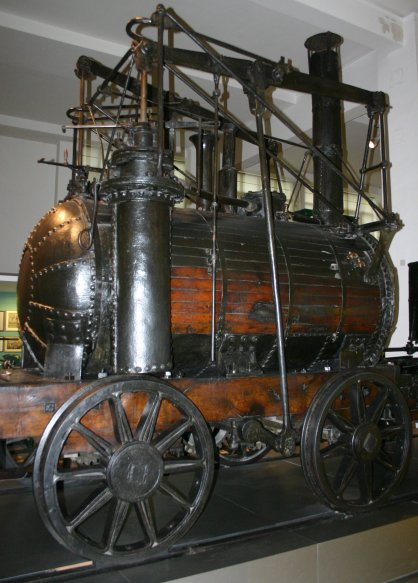 Puffing Billy - The Science Museum - NRM National Collection