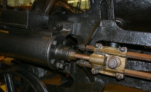 Stephenson's Rocket - The Science Museum - Remains of - original NRM National Collection (3)