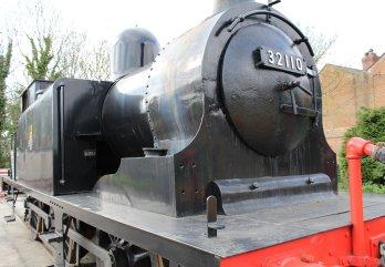 2013 - Isle of Wight Steam Railway - Havenstreet - Ex-LBSCR E1 class - 32110
