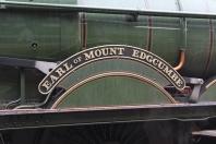 2013 The Moonraker Mainline Tour - Salisbury - GWR 4073 Castle Class - 5043 Earl of Mount Edgcumbe