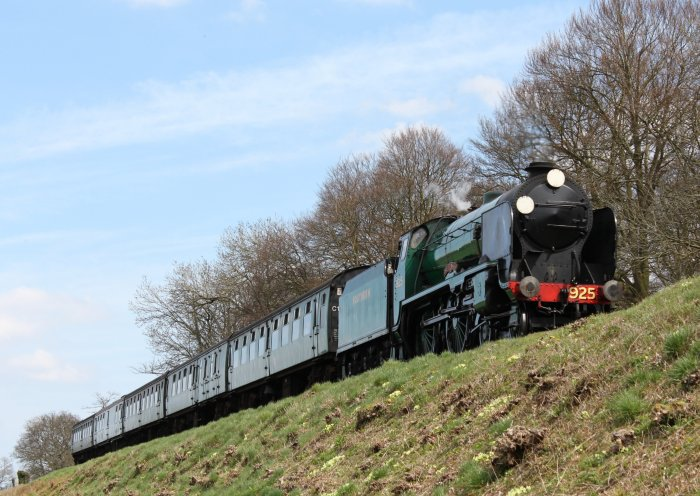 2013 - Watercress Line - Bowers Grove Lane - Schools class V - 925 Cheltenham