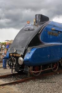 Christopher Sutcliffe - LNER A4 class - 4468 Mallard