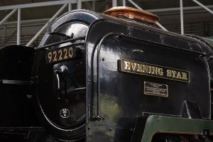 Christopher Sutcliffe - NRM 9F class - 92220 Evening Star