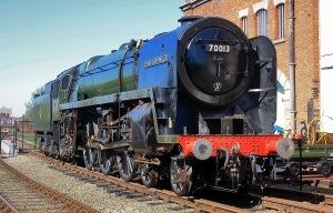 Christopher Sutcliffe - NRM - Britannia 7MT class - 70013 Oliver Cromwell