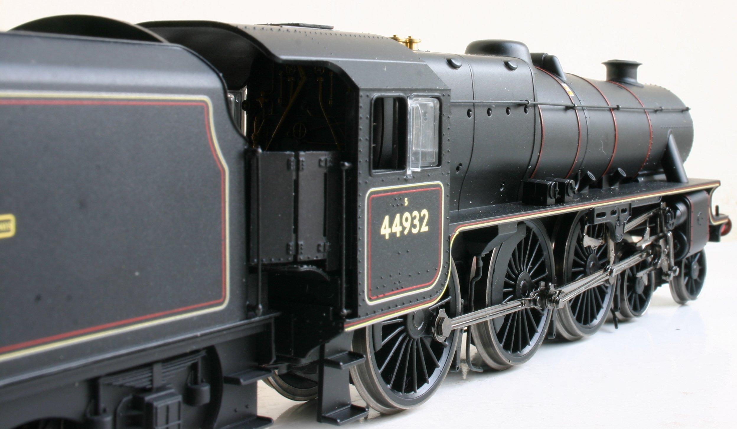 Hornby Stanier Black 5mt Super Detail Review Loco Yard