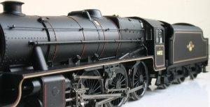 Hornby Ex-LMS Black 5 - 44932 - super detail version (boiler fittings)