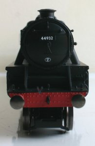 Hornby Ex-LMS Black 5 - 44932 - super detail version (face - smokebox)