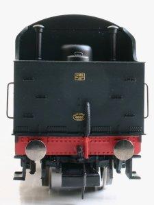 Hornby Ex-LMS Black 5 - 44932 - super detail version (tender)