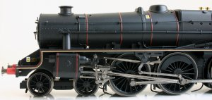 Hornby Ex-LMS Black 5 - 44932 - super detail version (valve gear)