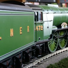 Hornby - LNER A3 class - 4472 Flying Scotsman