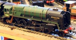 Locoyard Modified Hornby Railroad BR Standard 9F class - 92220 Evening Star
