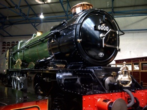 Nick Littlewood - GWR King class - 6000 King George V - NRM - 6th October 2012 (4)