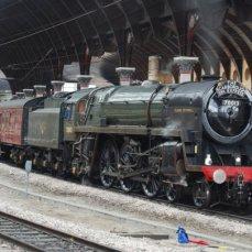 Rowan Jackson - NRM - Britannia 7MT class - 70013 Oliver Cromwell