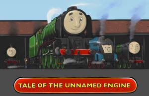 Simon Martin - 60114 WP Allen - British Railway Stories