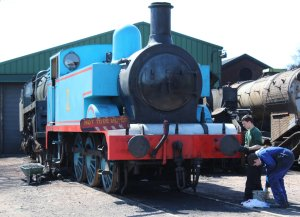 Watercress Line - 2013 - Ropley - 1 Thomas the Tank Engine