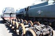 Watercress Line - 2013 - Ropley - BR Standard 5MT - 73096 & Ivatt 2MT 41312