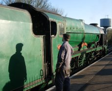 Watercress Line - Alton - 2013 - Real Ale Train - 850 Lord Nelson