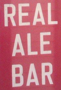 Watercress Line - Alton - 2013 - Real Ale Train - Bar