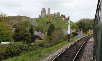 2013 - Swanage Railway - Corfe Castle