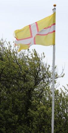 2013 - Swanage Railway - Harmans Cross - Dorset Flag