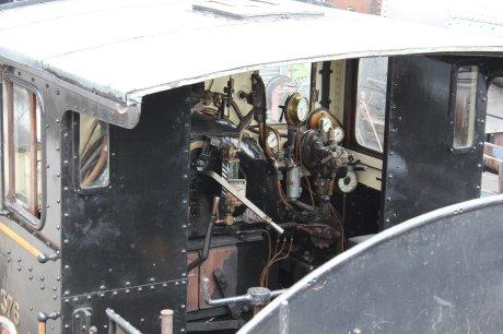 2013 - Kent and East Sussex Railway - Rolvenden - 376 Norwegian