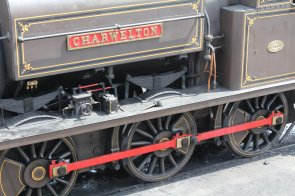 2013 - Kent and East Sussex Railway - Rolvenden - 14 Charwelton