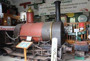 2013 - Swanage Railway - Corfe Castle - Secundus