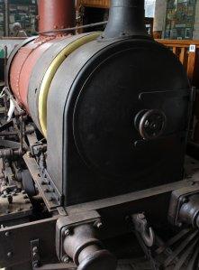 2013 - Swanage Railway - Corfe Castle - Secundus (smokebox)