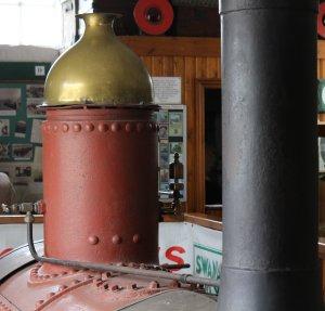 2013 - Swanage Railway - Corfe Castle - Secundus (dome)