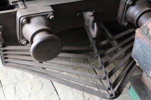 2013 - Swanage Railway - Corfe Castle - Secundus (cowcatcher)