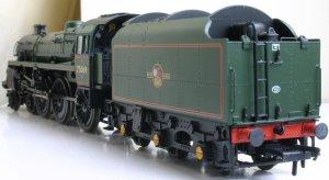 Bachmann - BR Standard 4MT 4-6-0 class - 75069 Locoyard Review (BR1b tender)