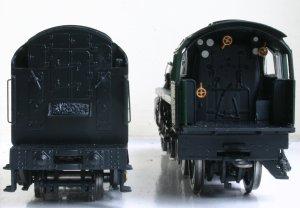 Bachmann - BR Standard 4MT 4-6-0 class - 75069 Locoyard Review (cab)